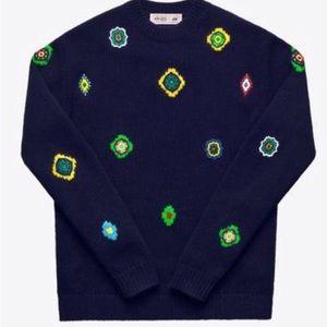 KENZO x H&M Embellished Knit Sweater